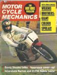 Motorcycle Mechanics - Motorcycle Magazine - September 1972 - M2503